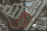 15.76 Acres 1801 North Shiloh Drive