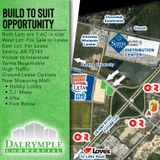 Build to Suit near Searcy City Center